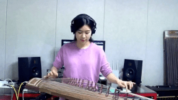 GearDiary Experience Rock and Roll Filtered Through Luna Lee's Korean Sensibilities on Her Gayageum