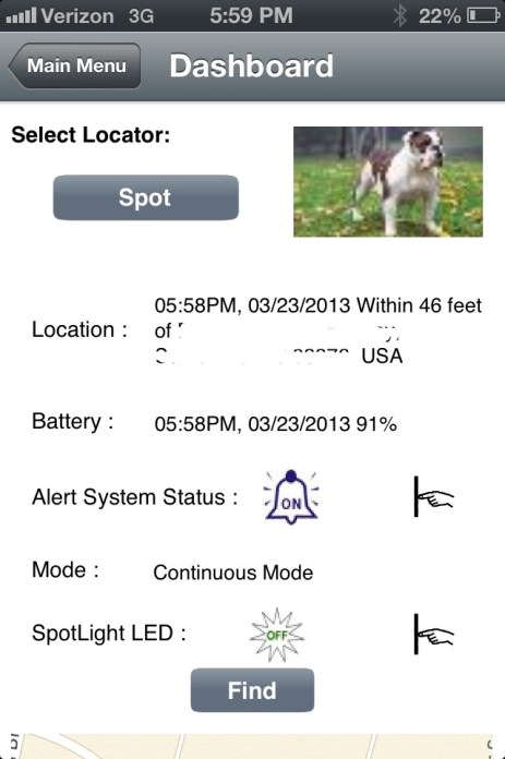 Spotlite 2.0 GPS Pet Tracker Review