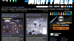 MightyMega Launches to Share All the Best in Sci Fi and Geekery