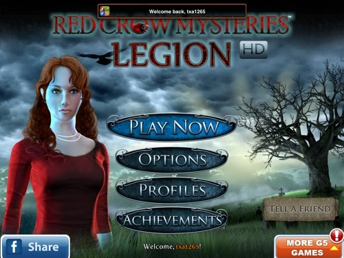 Red Crow Mysteries: Legion for iOS Review