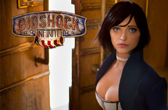 Artec3D Technology in Bioshock Infinite Commercial