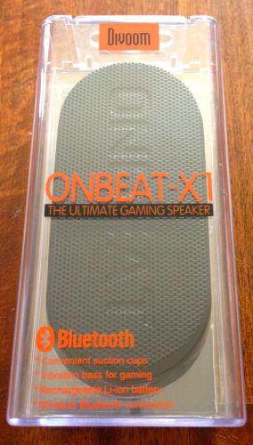 Divoom OnBeat X1 Portable Bluetooth Speaker Review