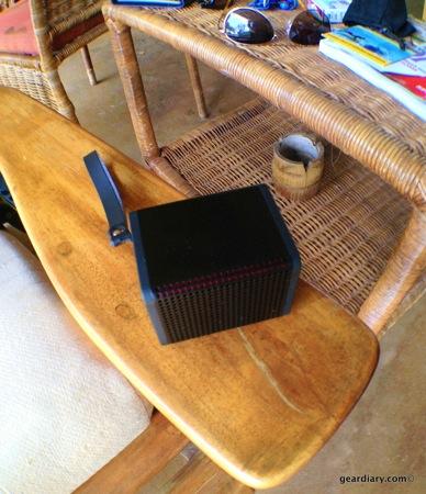 GearDiary MiPow Boom mini Bluetooth Speaker Review