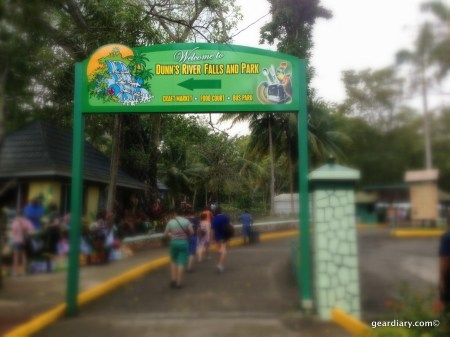 Discovering Jamaica's Dunn's River Falls