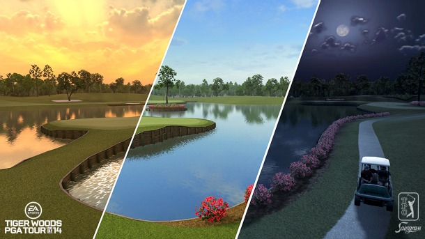 Tiger Woods PGA TOUR 14: The Masters Historic Edition Review for PlayStation 3