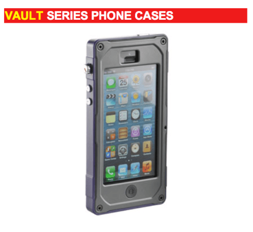 Pelican ProGear Cases for the iPhone 5 Now Shipping