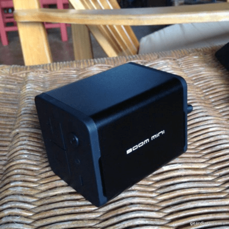 3 to 5 Hours of Streamed Music from the MiPow Boom mini? Not Even Close!