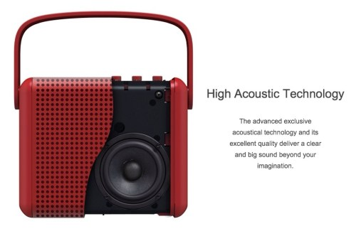 MiPow Boom Bluetooth Speaker Review
