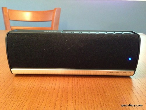 Kinivo BTX350 Digital Wireless Speaker Review  Kinivo BTX350 Digital Wireless Speaker Review