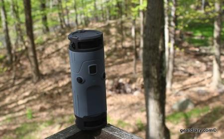 Scosche boomBOTTLE Weatherproof Wireless Bluetooth Speaker