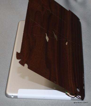 Toast Real Wood Cover for iPad mini