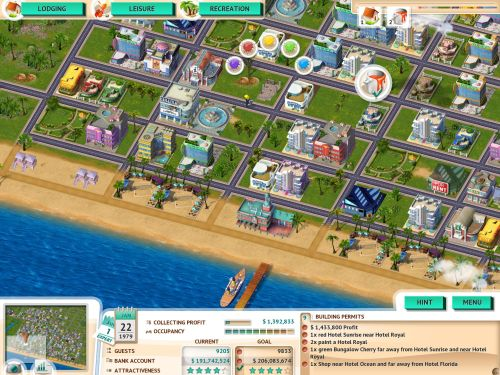 Build It Miami Beach Resort HD for iPad Review