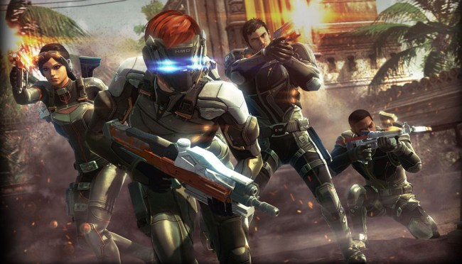 Fuse Review on PlayStation 3 • GearDiary