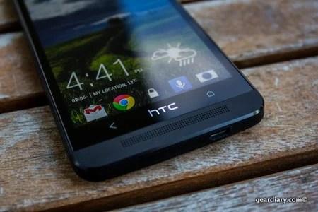 HTC ONE BLACK Gear Diary 001