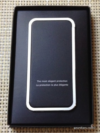 Just Mobile AluFrame for iPhone 5 Review