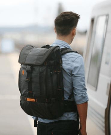 Timbuk2 Aviator Travel Backpack  Timbuk2 Aviator Travel Backpack