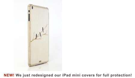 Toast Real Wood Cover for iPad mini Review Redux  Toast Real Wood Cover for iPad mini Review Redux  Toast Real Wood Cover for iPad mini Review Redux