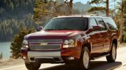 2013 Chevrolet Suburban is the Prairie Schooner of the Modern World