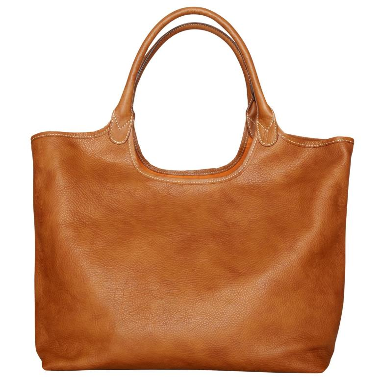 TravelTeq Mirjam Leather Shopper Laptop Bag Review
