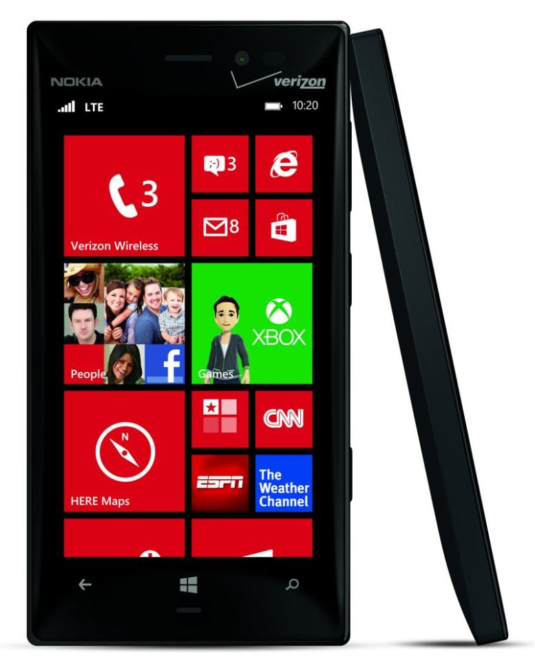 Nokia Lumia 928 First Impressions