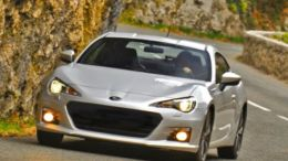 2013 Subaru BRZ is a Driver's New Best Friend