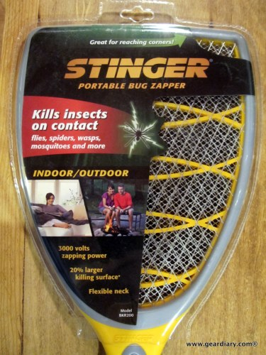 The Stinger Portable Bug Zapper Review - Swat and Fry Annoying Flying Pests  The Stinger Portable Bug Zapper Review - Swat and Fry Annoying Flying Pests  The Stinger Portable Bug Zapper Review - Swat and Fry Annoying Flying Pests
