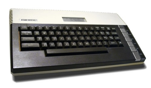 The Atari 800XL, My First Computer