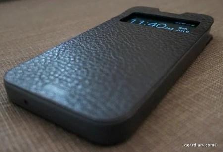 Spigen SGP Crumena View Pouch for Samsung GALAXY S4