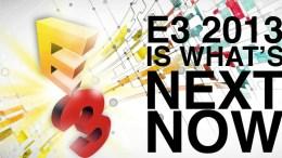 Here Come the E3 2013 Games!