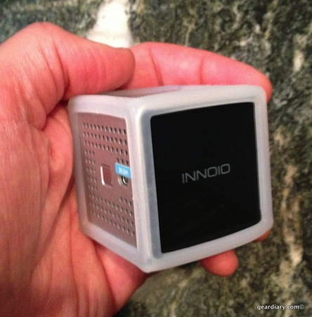 Innoio and Texas Instruments Partner for SmartBeam Pico Projector