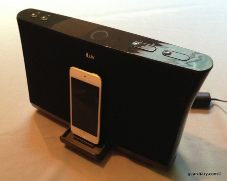 iLuv Aud 5 Proves the Speaker Dock Isn't Dead