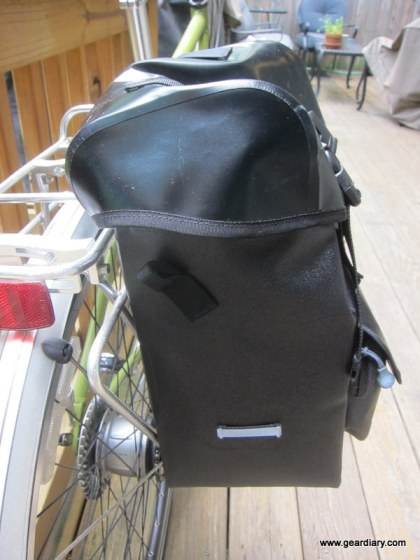 Georgetown Dry Pannier from Detours Bike Bags Review - Keeps the Elements at Bay  Georgetown Dry Pannier from Detours Bike Bags Review - Keeps the Elements at Bay