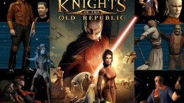 Star Wars Knights of the Old Republic for iPad