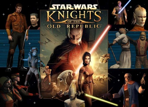 Star Wars Knights of the Old Republic for iPad a Retro Romp Review