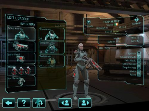 XCOM Enemy Unknown iPad