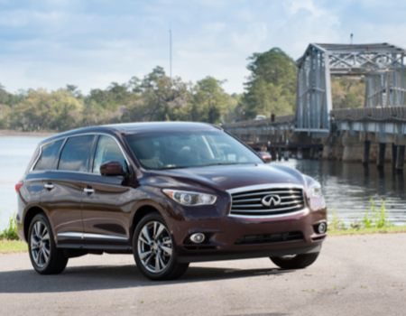 2013 Infiniti JX35 Has Beauty, Style, and Grace -- and Soon, a New Name