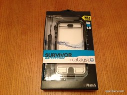 Griffin Survivor + Catalyst Waterproof Case for iPhone 5 Review