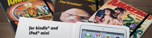 Amazing Paper Sleeves for iPad mini & kindle