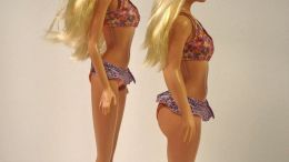 What a More Realistic Barbie Doll Might Look Like