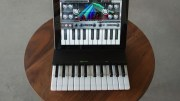 GearDiary C24 iPad Two Octave Keyboard and Cover Launches Kickstarter