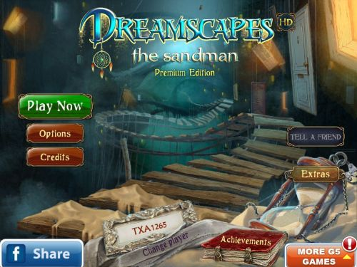 Dreamscapes is a huge and gorgeous game. Did I mention huge?