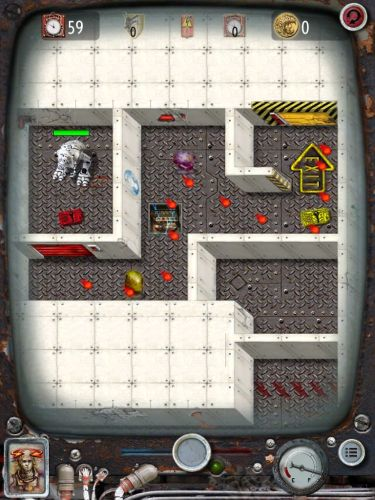 Droidscape: Basilica Brings Fun Tactical Escapism to iPhone and iPad  Droidscape: Basilica Brings Fun Tactical Escapism to iPhone and iPad