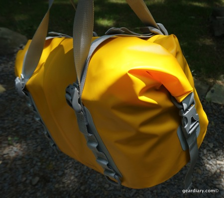 GearDiary Lowepro DryZone Duffle 20L Review - For the Adventure Photographer in You