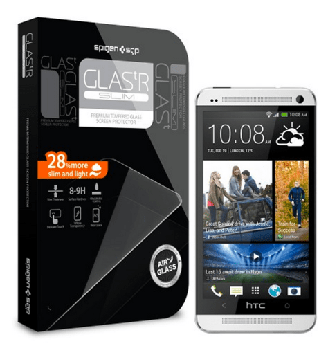 Don't Get the Spigen GLAS.tR for Your AT&T HTC One - Not Yet, Anyway
