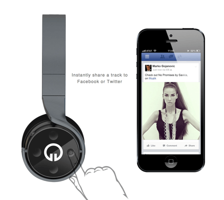 GearDiary Muzik Socially Integrated Headphones - Just Because You Can Doesn't Mean You Should
