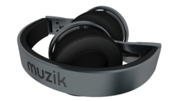 Muzik Socially Integrated Headphones - Just Because You Can Doesn't Mean You Should