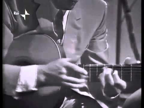 Two Handed Guitar?  Forget Jordan and Van Halen and Check Out These 1960s Videos!
