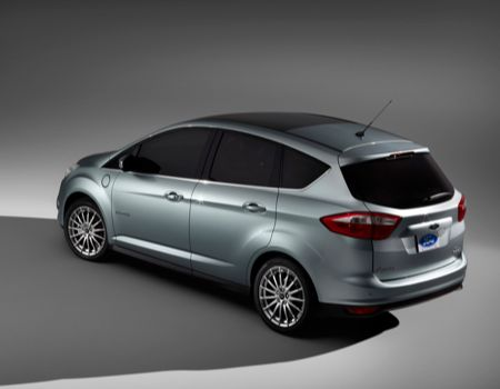 Globally Green 2013 Ford C-MAX Energi