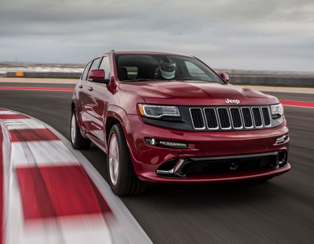 2014 Jeep Grand Cherokee SRT One Sweet Ride