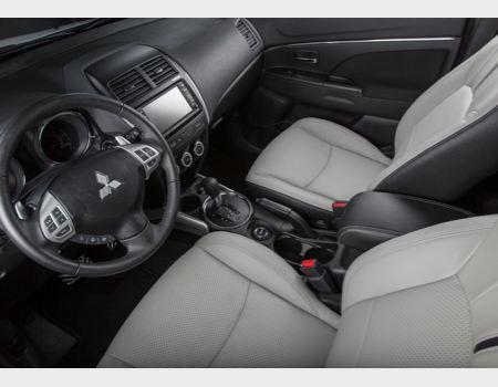 2013 Mitsubishi Outlander Sport an 'Odd Duck'